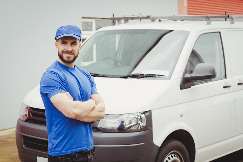 Man And Van Hire in Chichester West Sussex