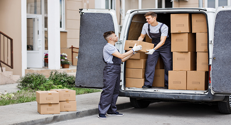Man And Van Removals in Chichester West Sussex